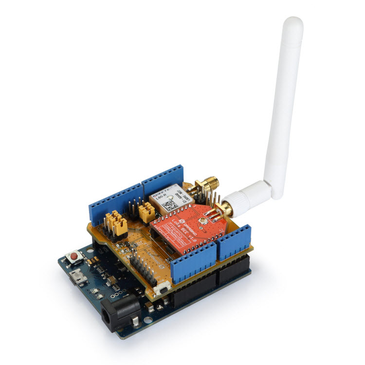 Lora GPS Shield