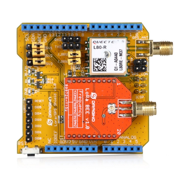 LoRa/GPS Shield